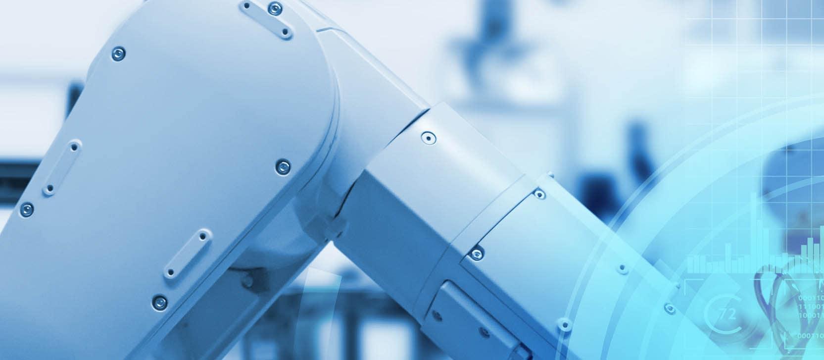 Projektowanie gniazd robotów